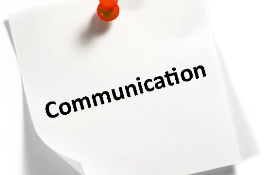 Fear of Real Communication