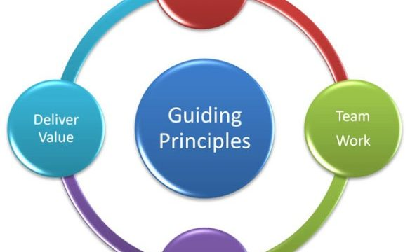 Guiding Principles for IT Change